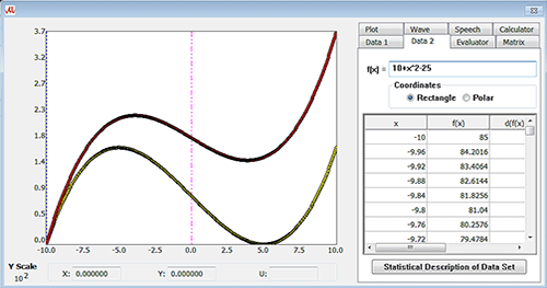 VP Audio Graphing Calculator 3