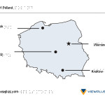 Braille Example - Poland Map