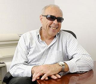 John Gardner, founder of ViewPlus