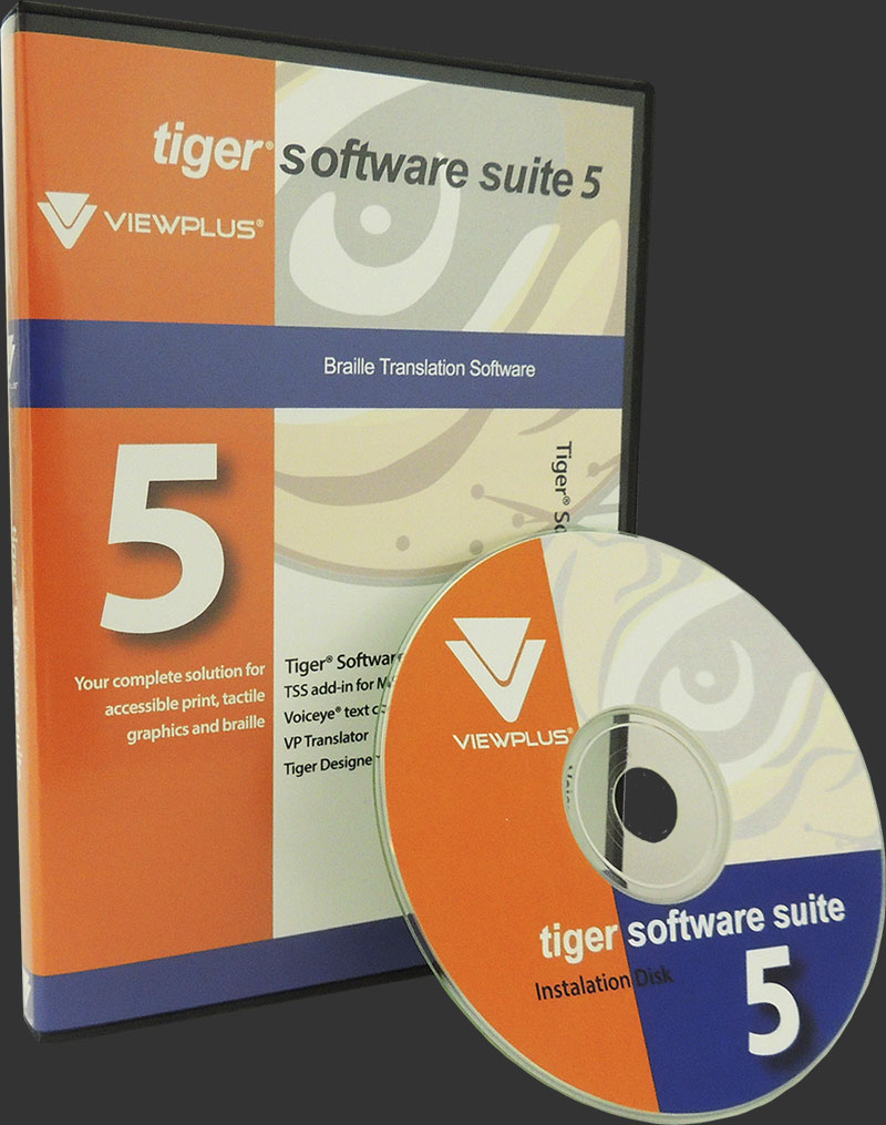 VP Tiger Software Suite – ViewPlus