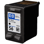 HP ink cartridge - black