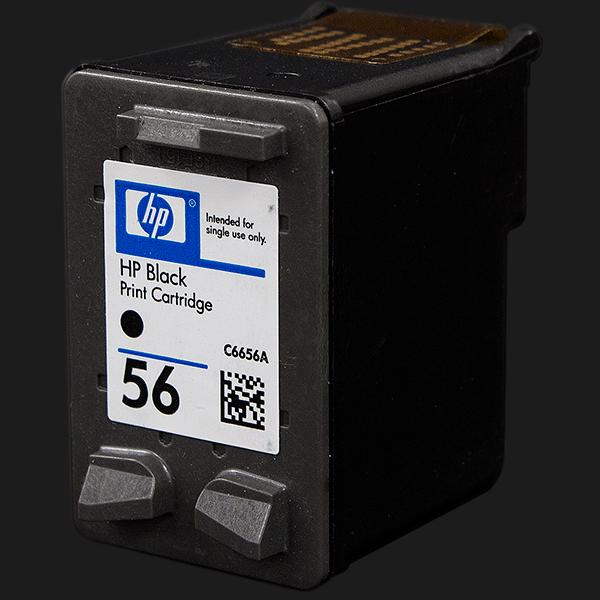 HP ink cartridge - black
