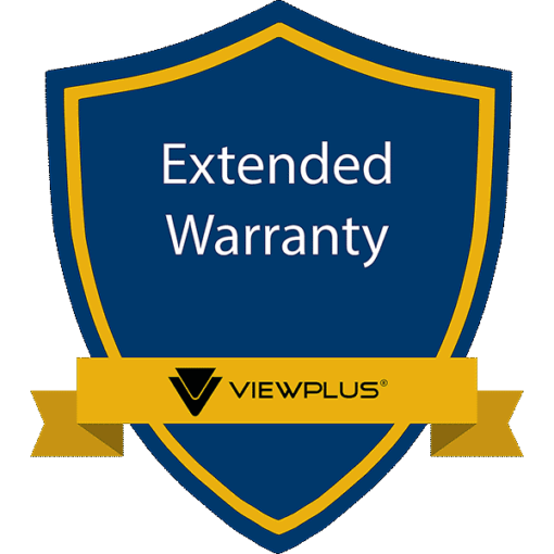 ViewPlus Extended Warranty