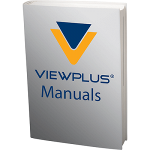 ViewPlus Manuals