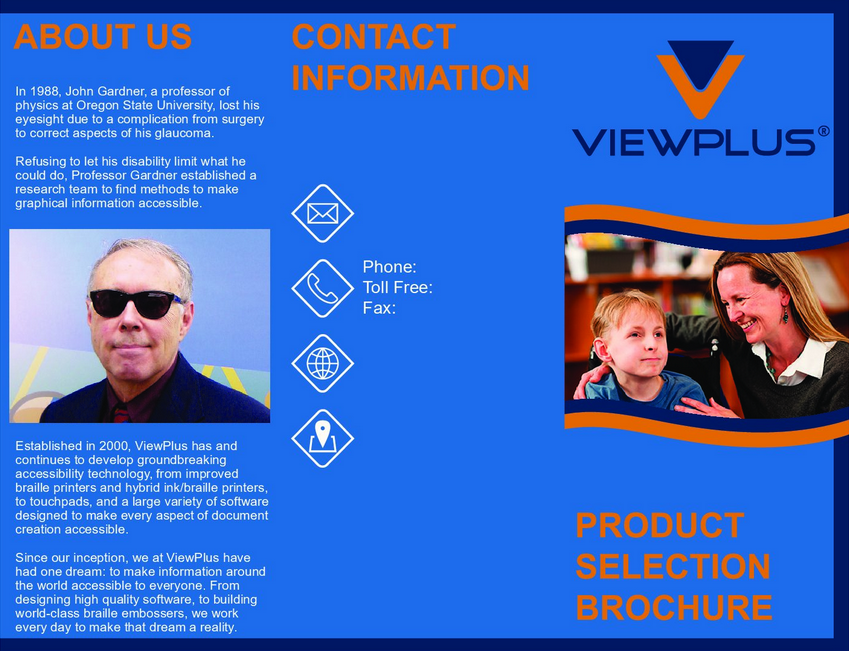 View informational videos from Viewplus about various products